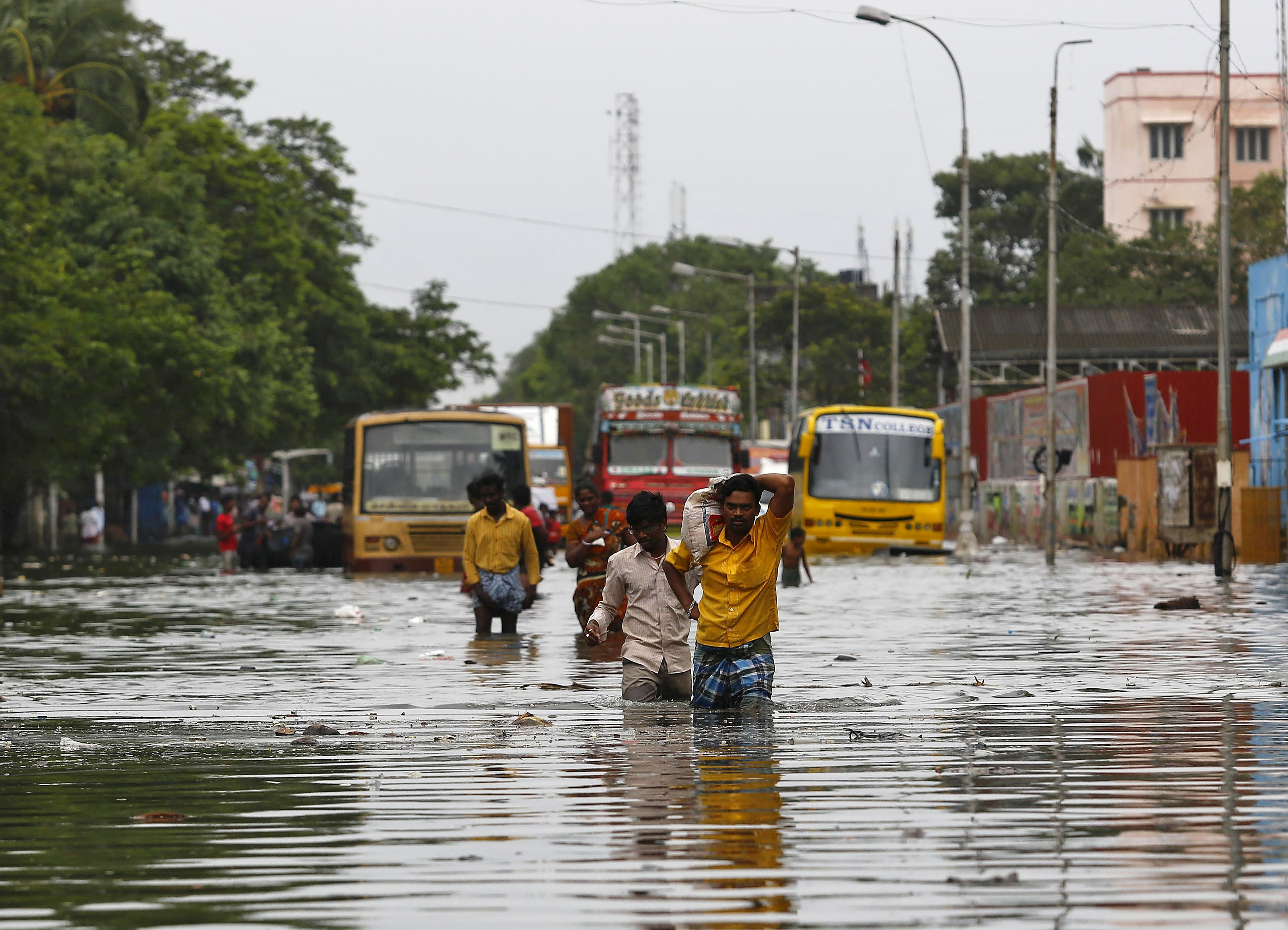 effects of floods in mumbai Floods in the city purpose of assessment  indirect damage—social consequences that are negative long term effects of a more psychological character, .