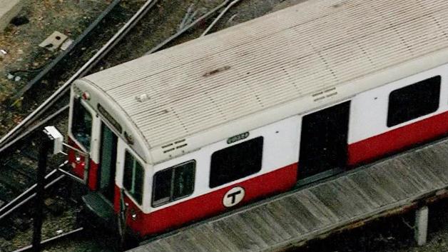 Driverless MBTA train carrying 50 travels through 4 Boston