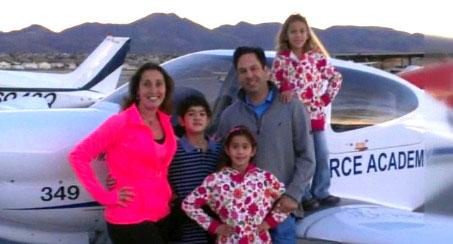 Family of 5 killed in Central California plane crash - CBS News