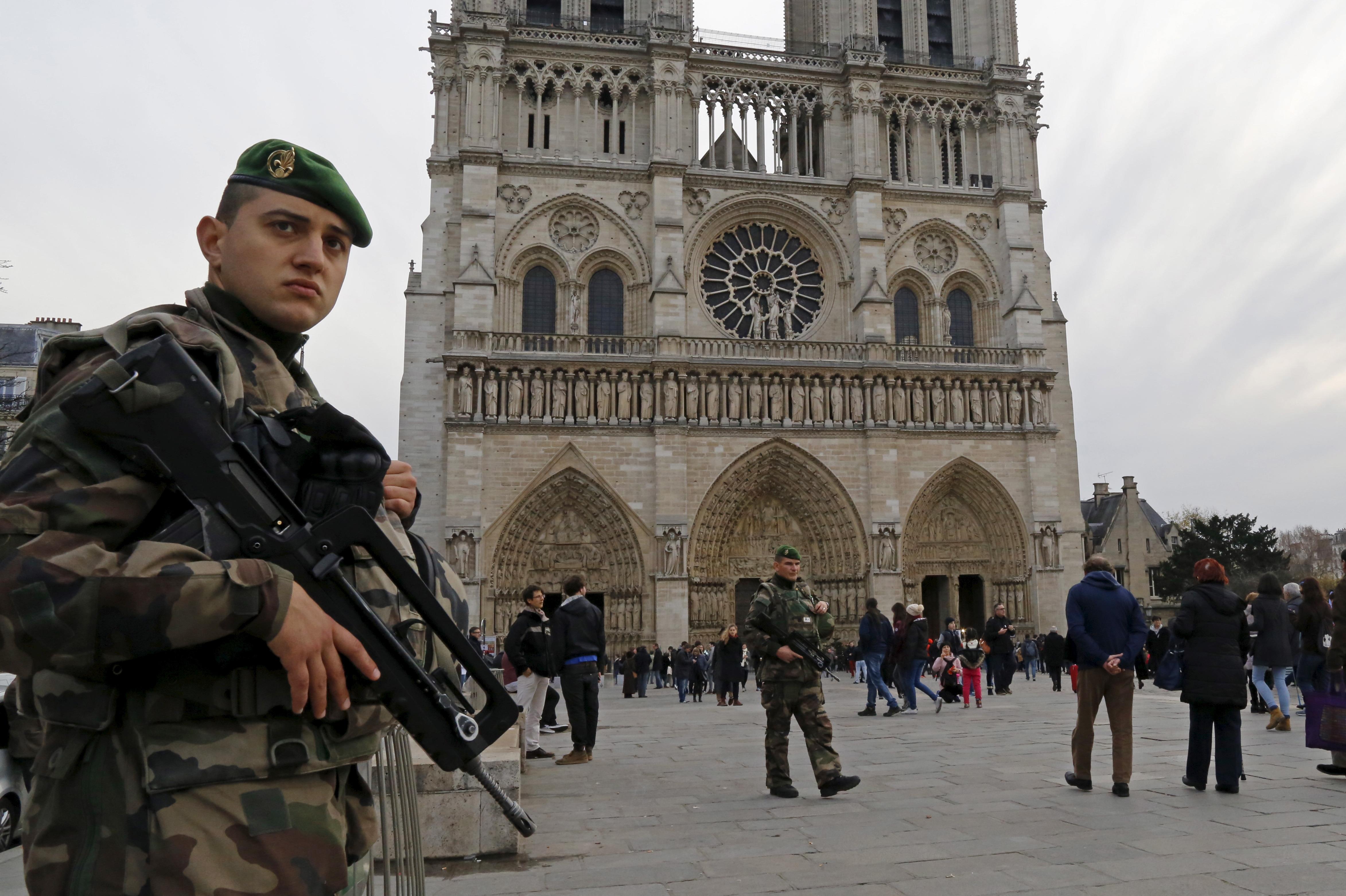 France tightens church security for Christmas - CBS News 068a0e628
