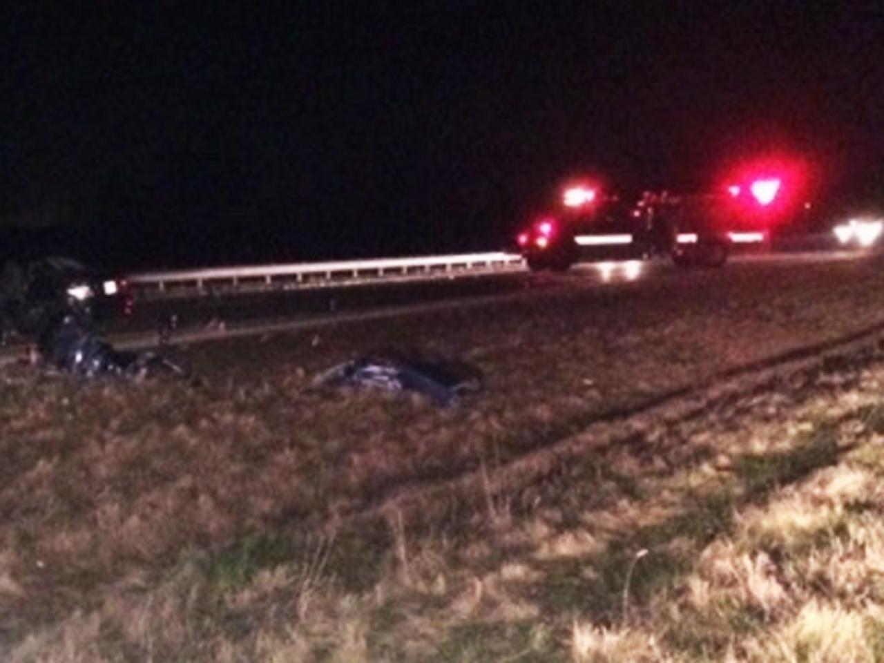 4 teens killed in crash near indianapolis - cbs news