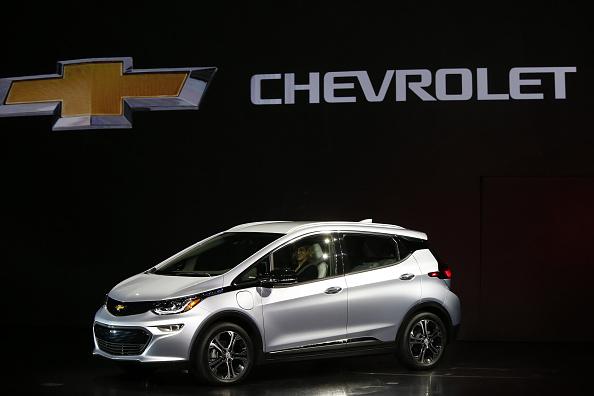 Chevy Unveils Its Bolt Next Gen Electric Car