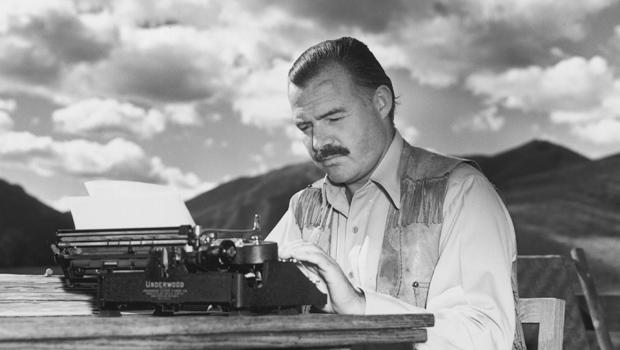a biography and life work of ernest hemingway an american writer Watch video  american short-story writer and novelist f scott fitzgerald is  education and early life f scott fitzgerald  ernest hemingway - mini biography.