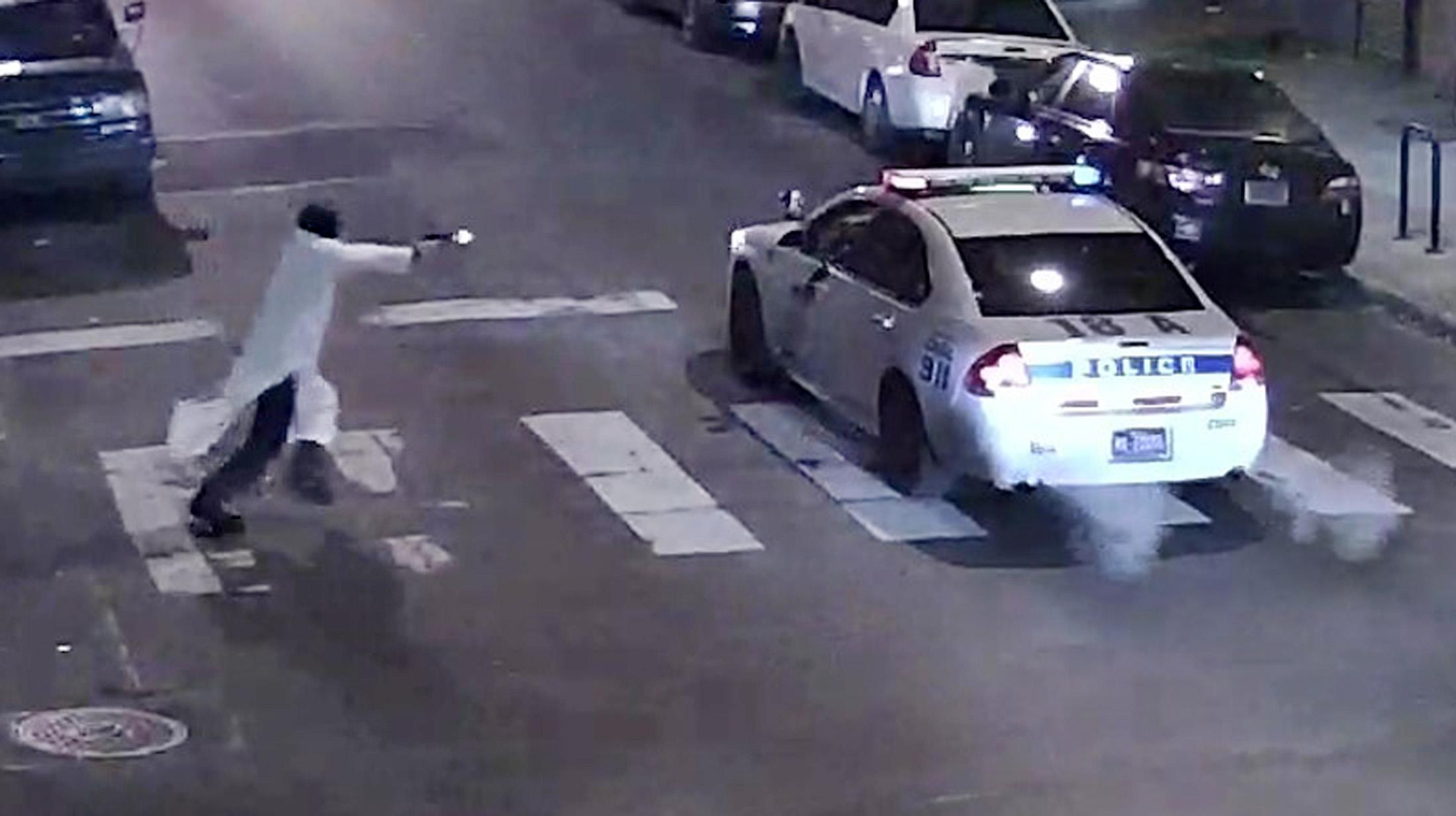FBI investigating Philadelphia cop shooting as terrorism