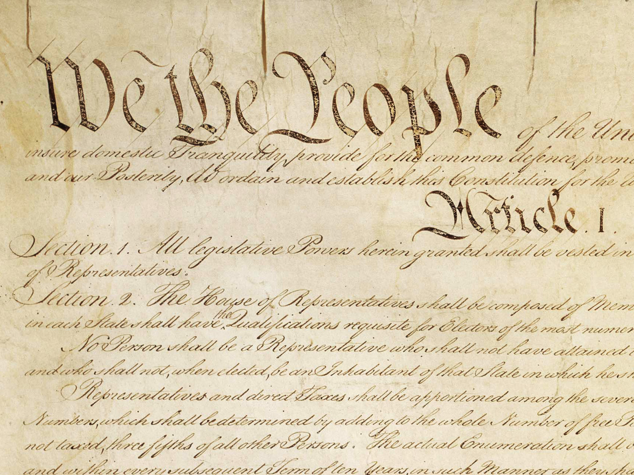 Will there be a new constitutional convention? - CBS News