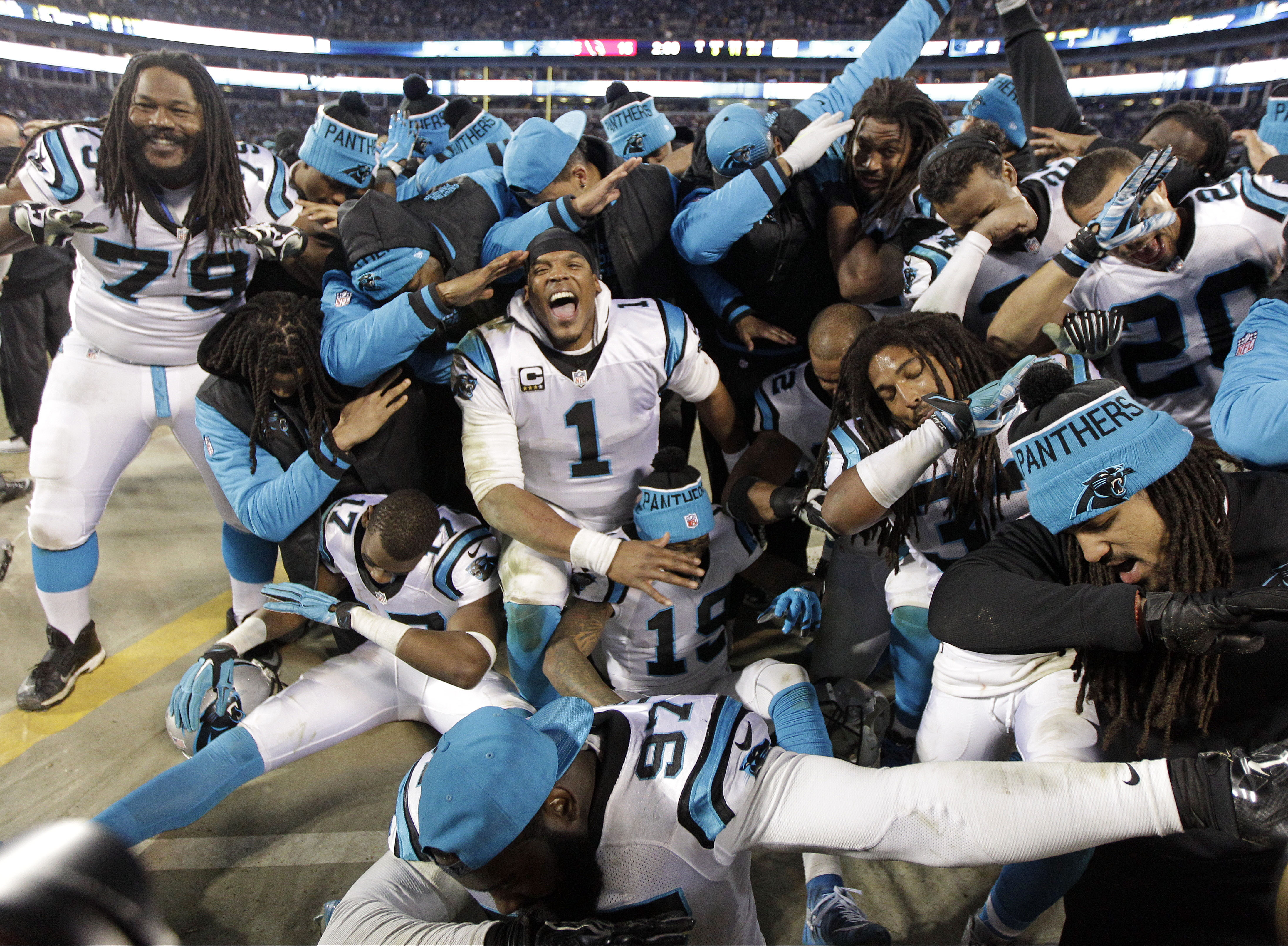 089eb55f It's Panthers-Broncos in Super Bowl 50 - CBS News