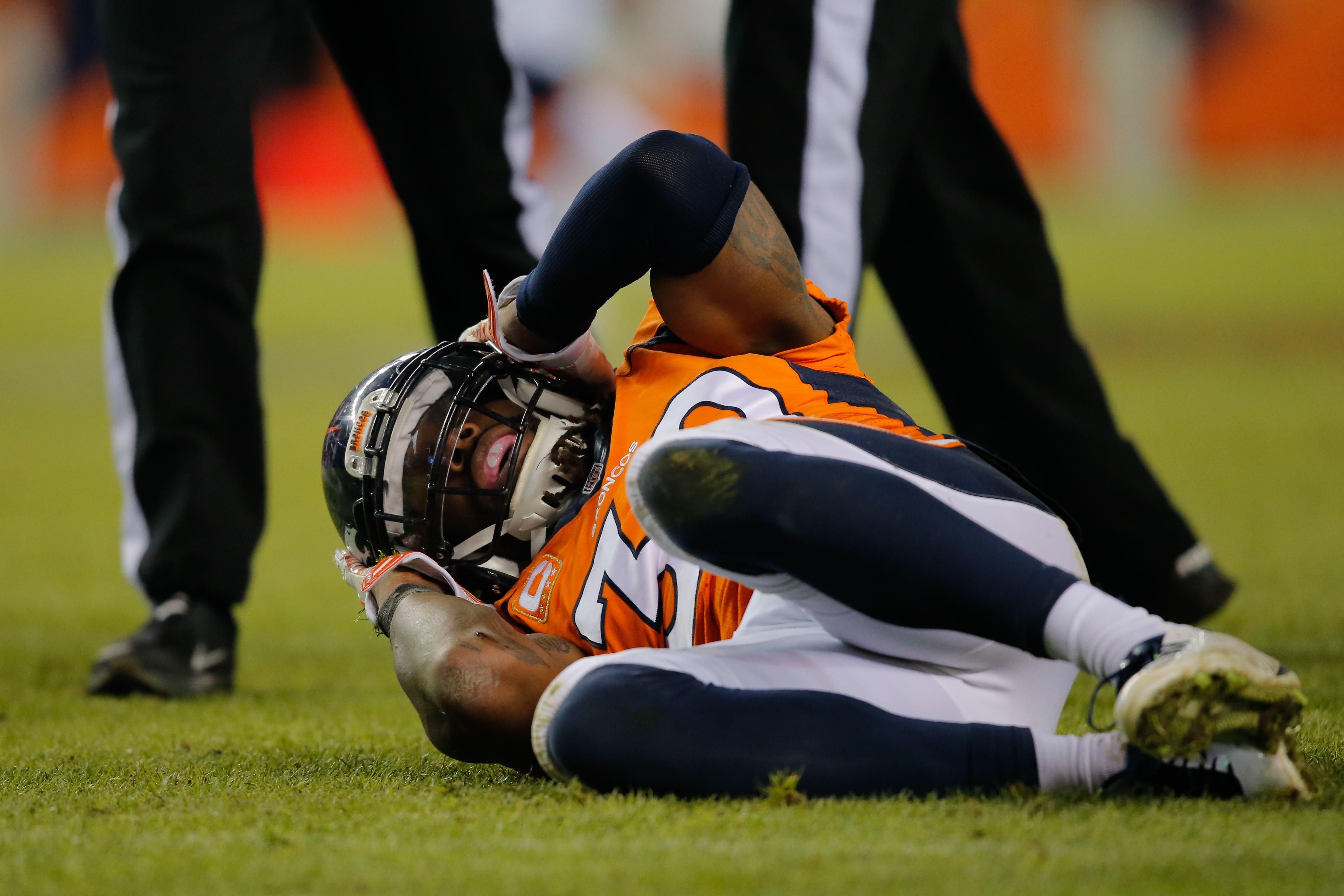 NFL Concussions Fast Facts