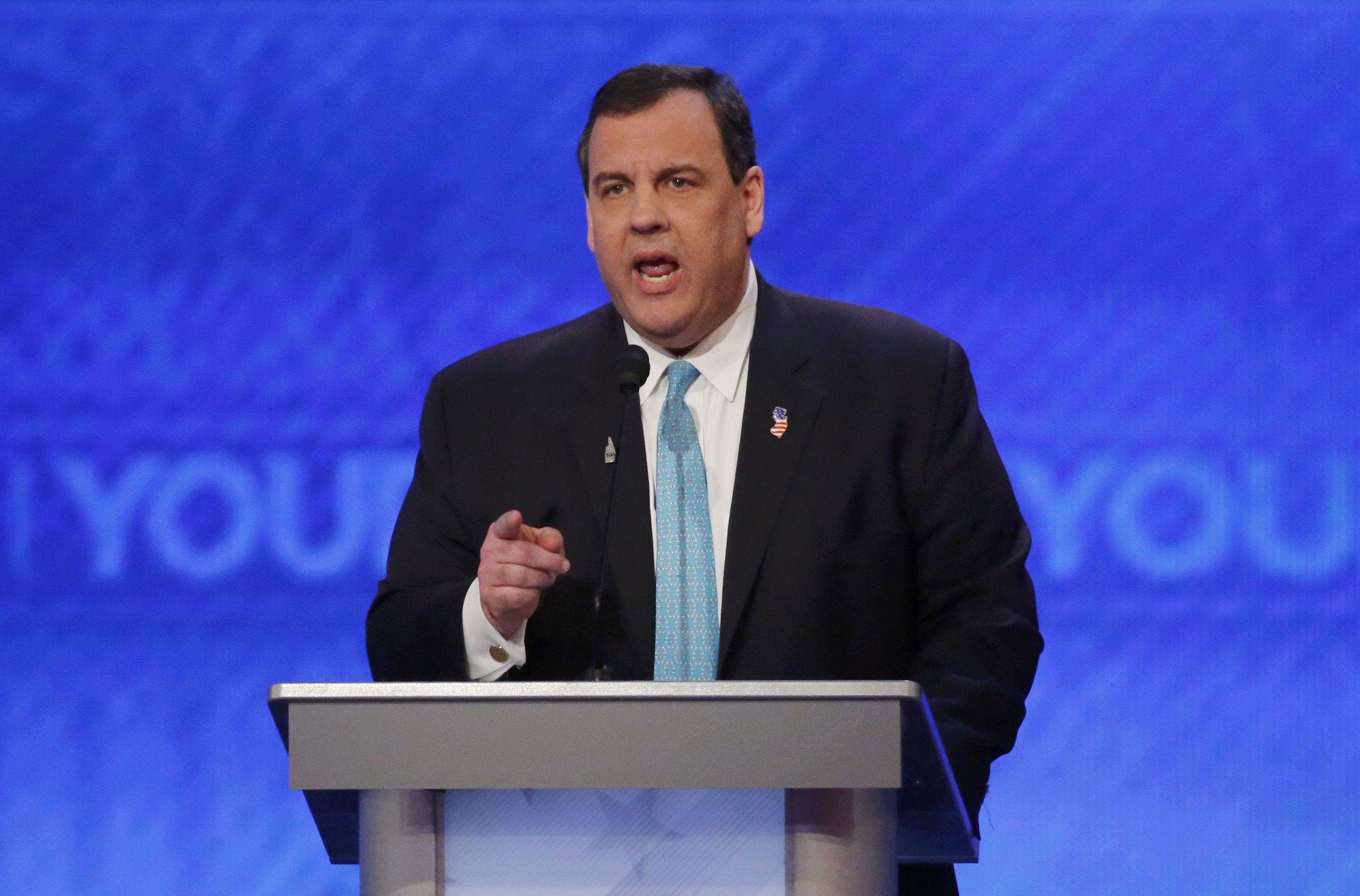 Chris Christie: Marco Rubio Is The Boy In The Bubble