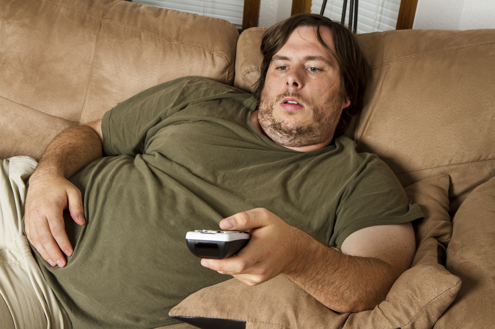 Couch potatoes may have smaller brains later in life - CBS News