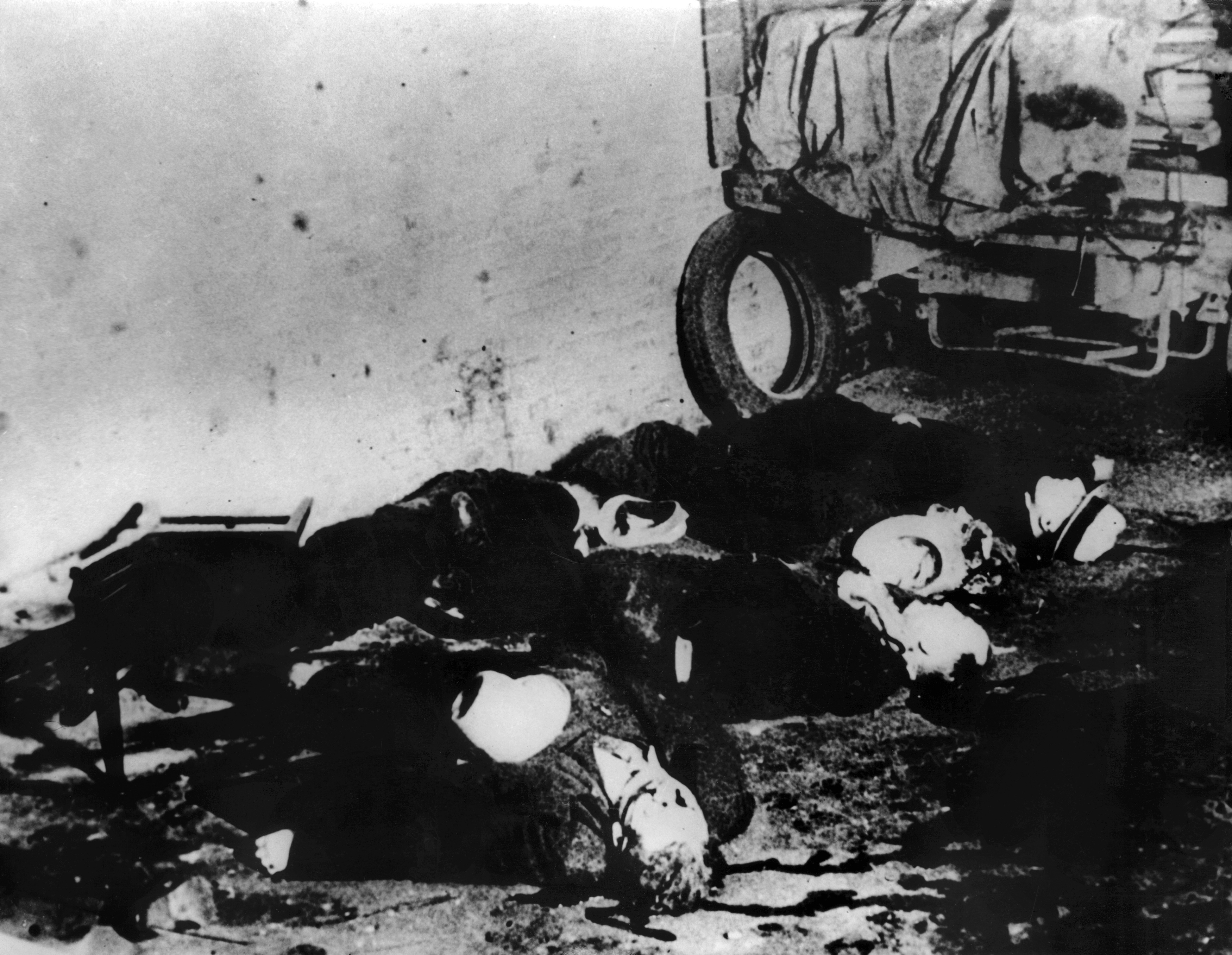 Autopsy Reports Found From 1929 Valentine S Day Massacre Cbs News