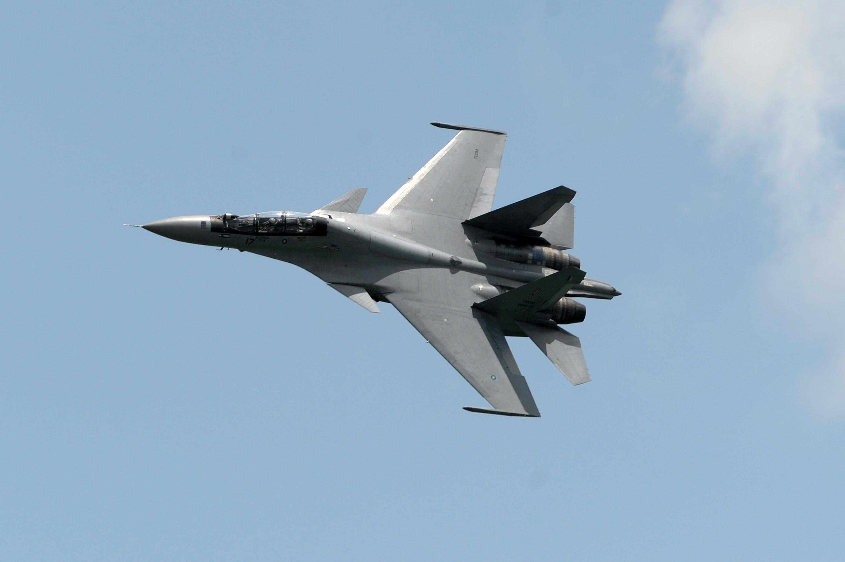 Maneuver By Russian Fighter Near U.S. Navy Jet Deemed