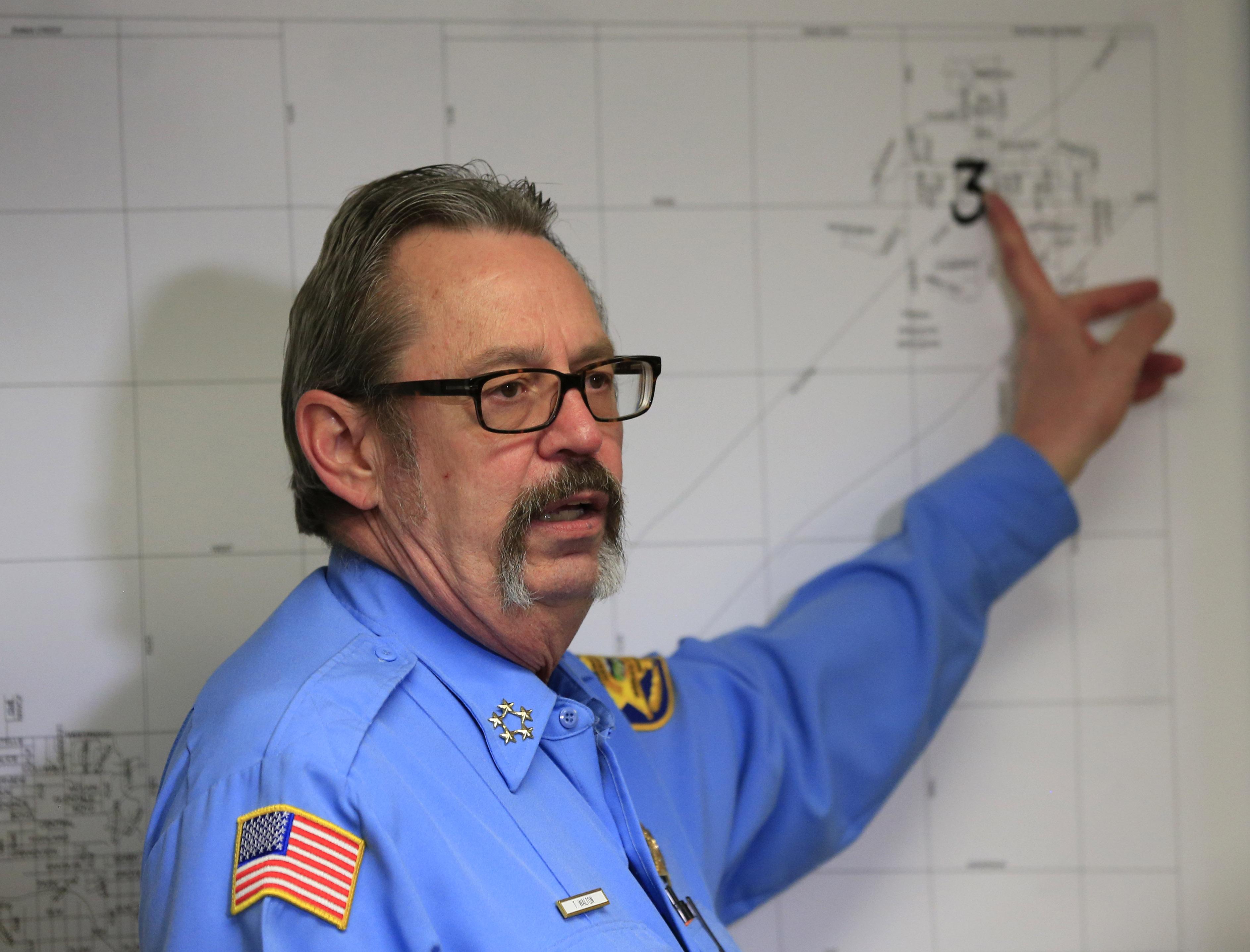 Kansas shooting: Officer who killed Kansas gunman Cedric Ford ...