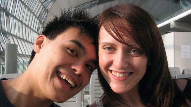 Dinh and Jennifer Bowman