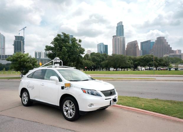 Google self driving car hits public bus in california for Dept of motor vehicles washington