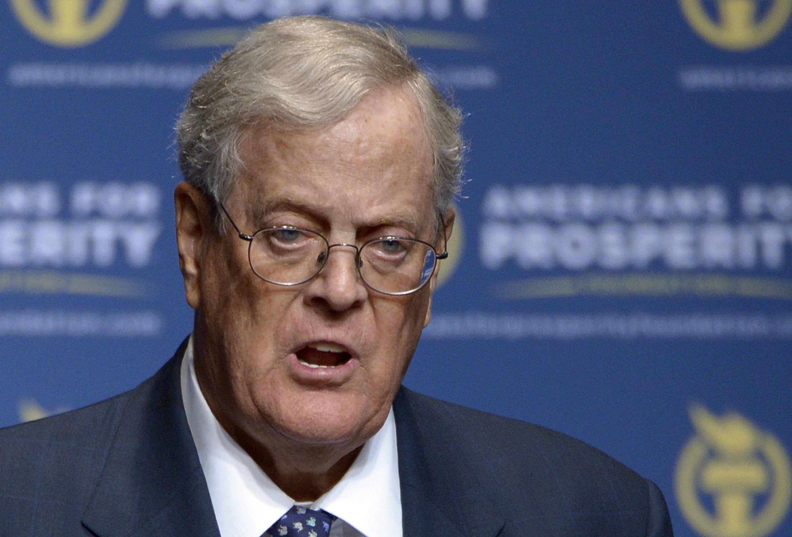 Network backed by Koch brothers is going