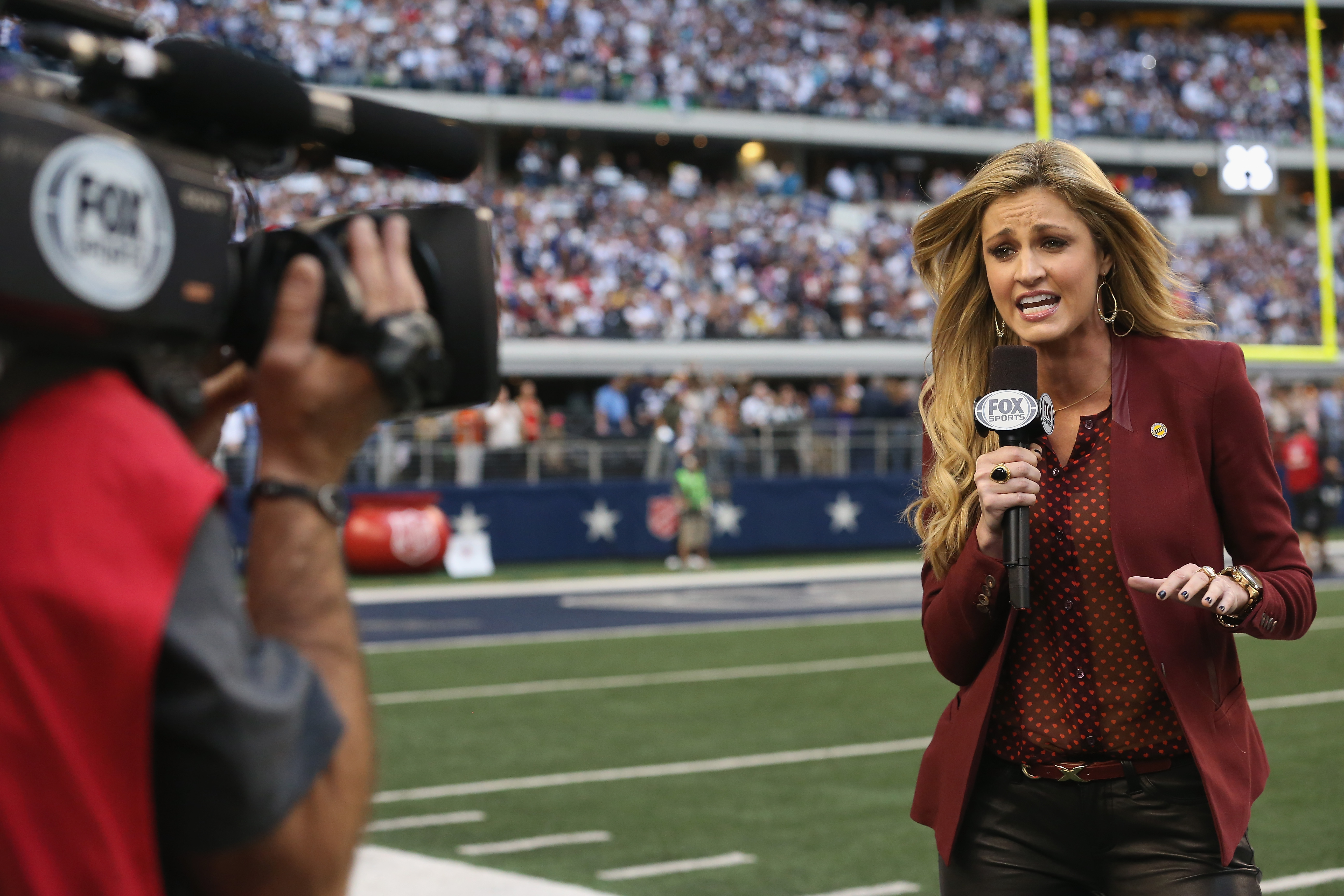 Erin Andrews On The Big Names In Sports Who Stood By Her -5830
