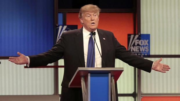 US Politics/ Presidential Debate term paper 17272
