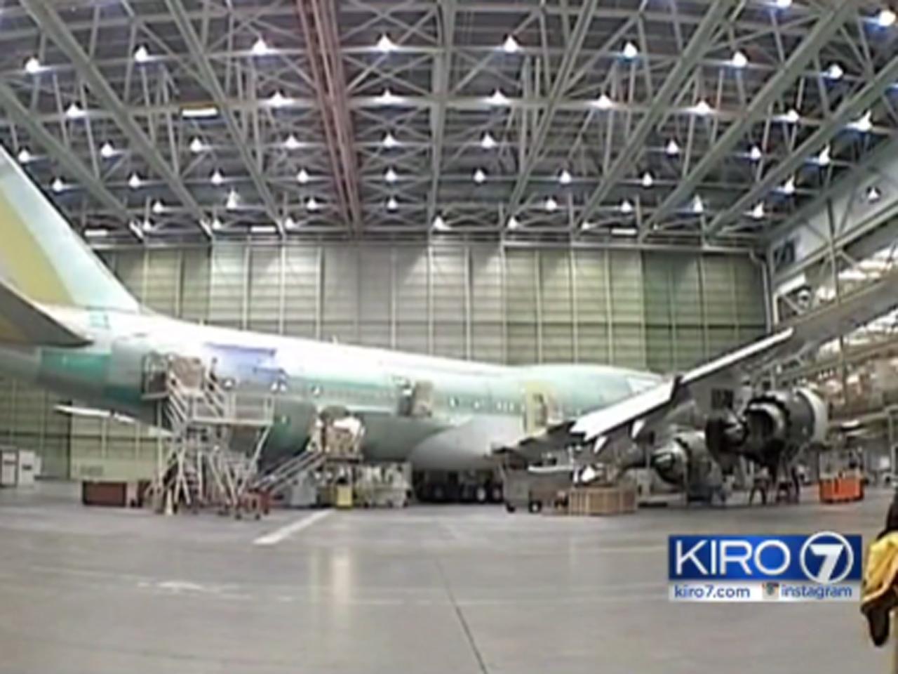 Boeing Cutting Thousands Of Jobs Cbs News