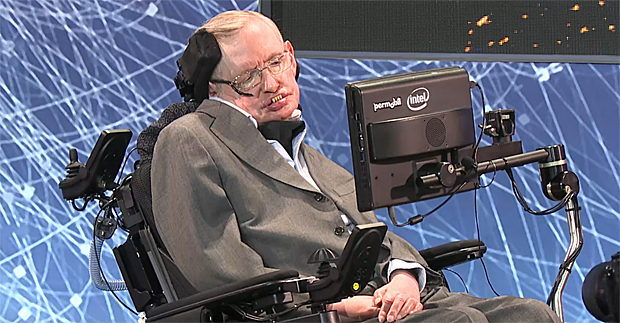 Stephen Hawking: Humans won't survive another 1,000 years on Earth