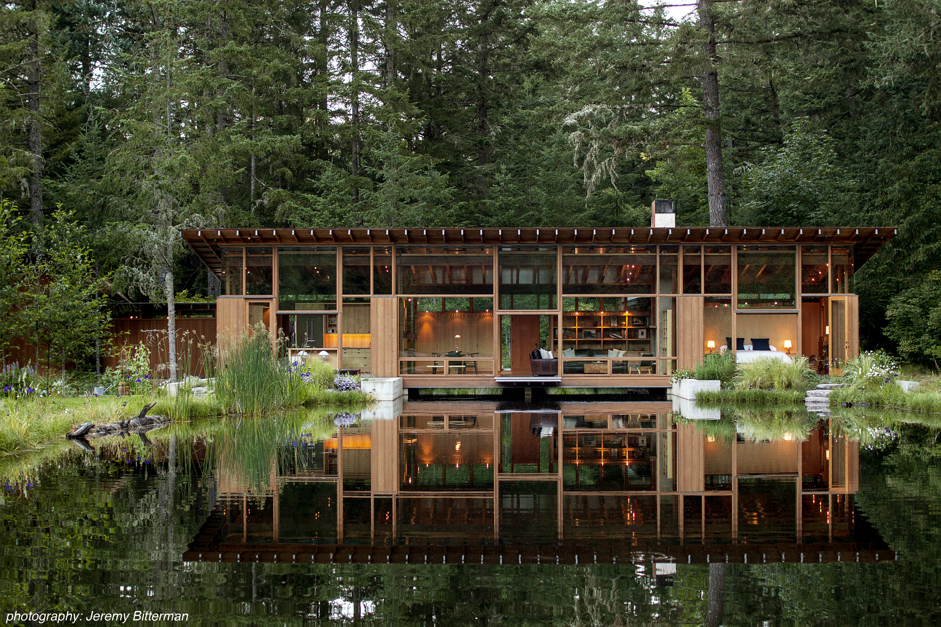 Architects picks for 2016s 10 best American homes CBS News