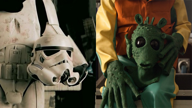 Review Star Wars Extras Bit Players Reminisce In Elstree 1976