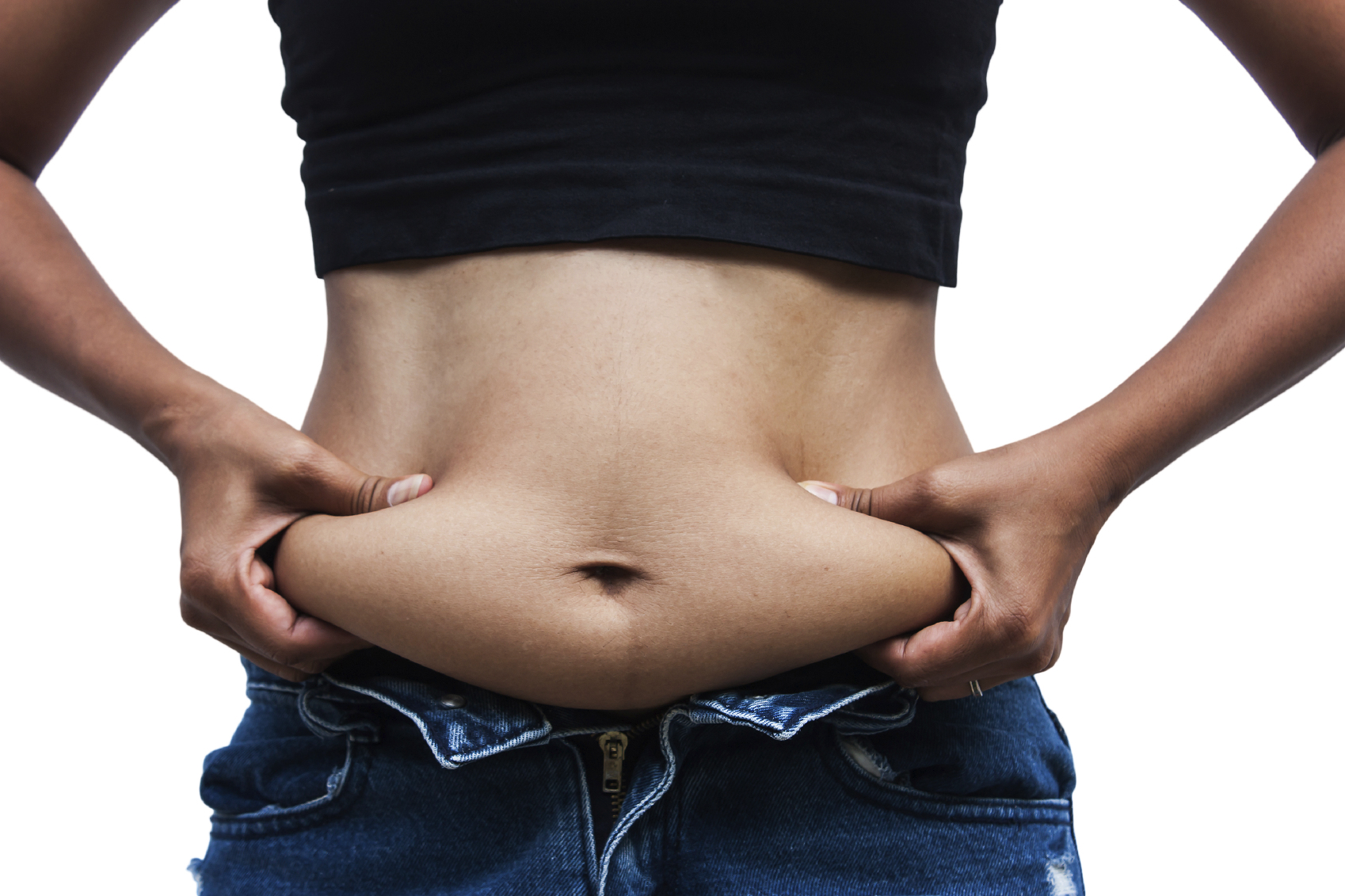 how to cut belly fat