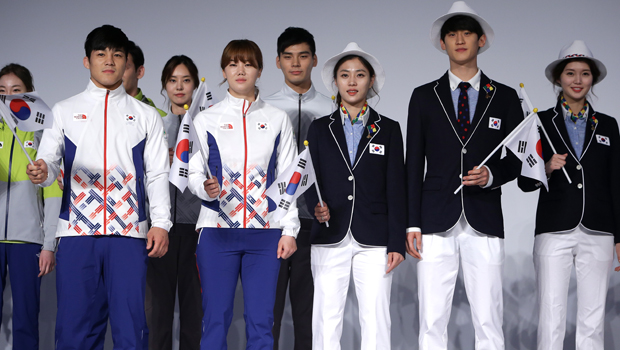 af8316fa South Korea changes Olympics uniforms to protect athletes from Zika virus