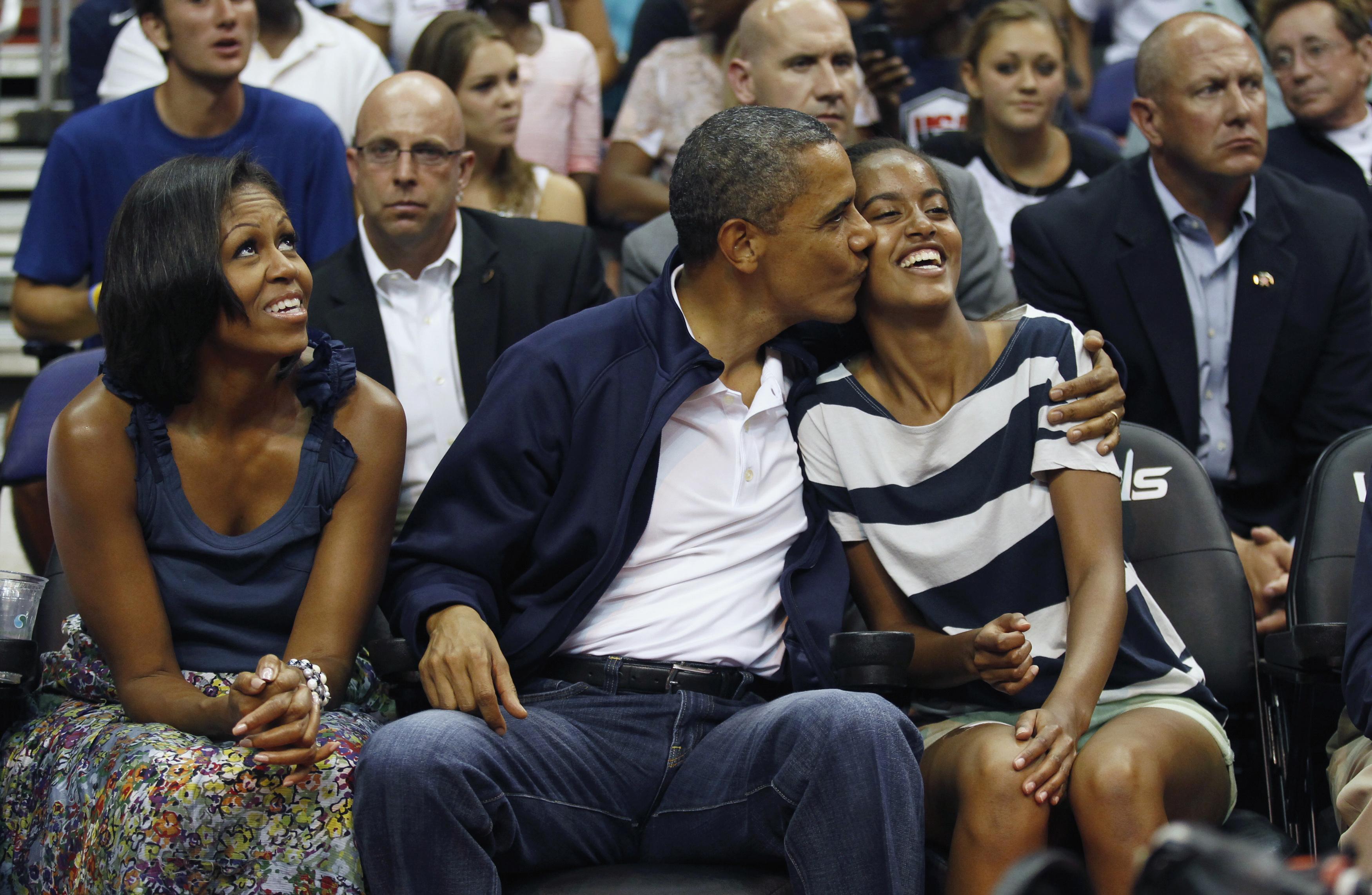 President Barack Obama's most dreaded day is here: Malia ...