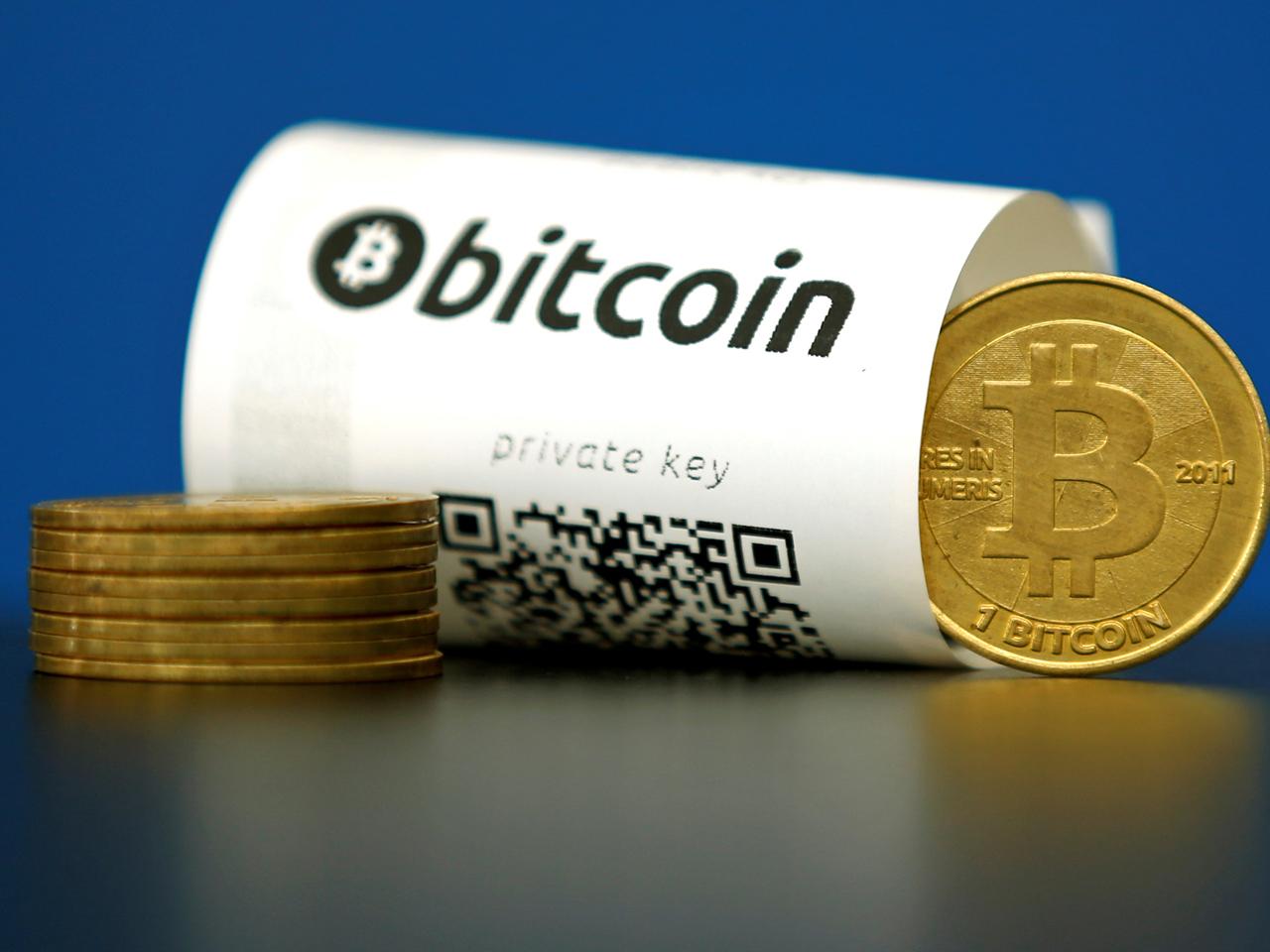 Bitcoin atinge o nouă valoare record. Criptomoneda a crescut cu 40% în acest an