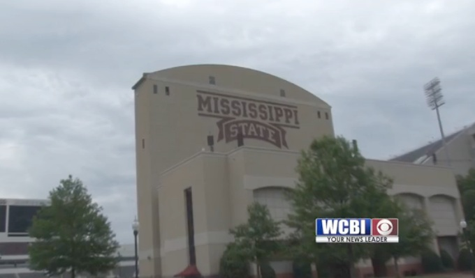 Mississippi State student dies in fall at school's football