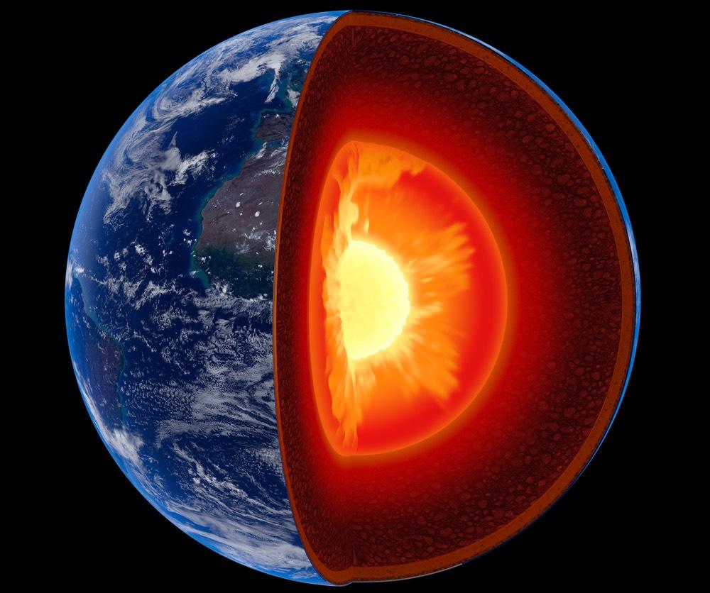 Study  Chunks Of Earth U0026 39 S Mantle Are  U0026quot Peeling Off  U0026quot  Causing