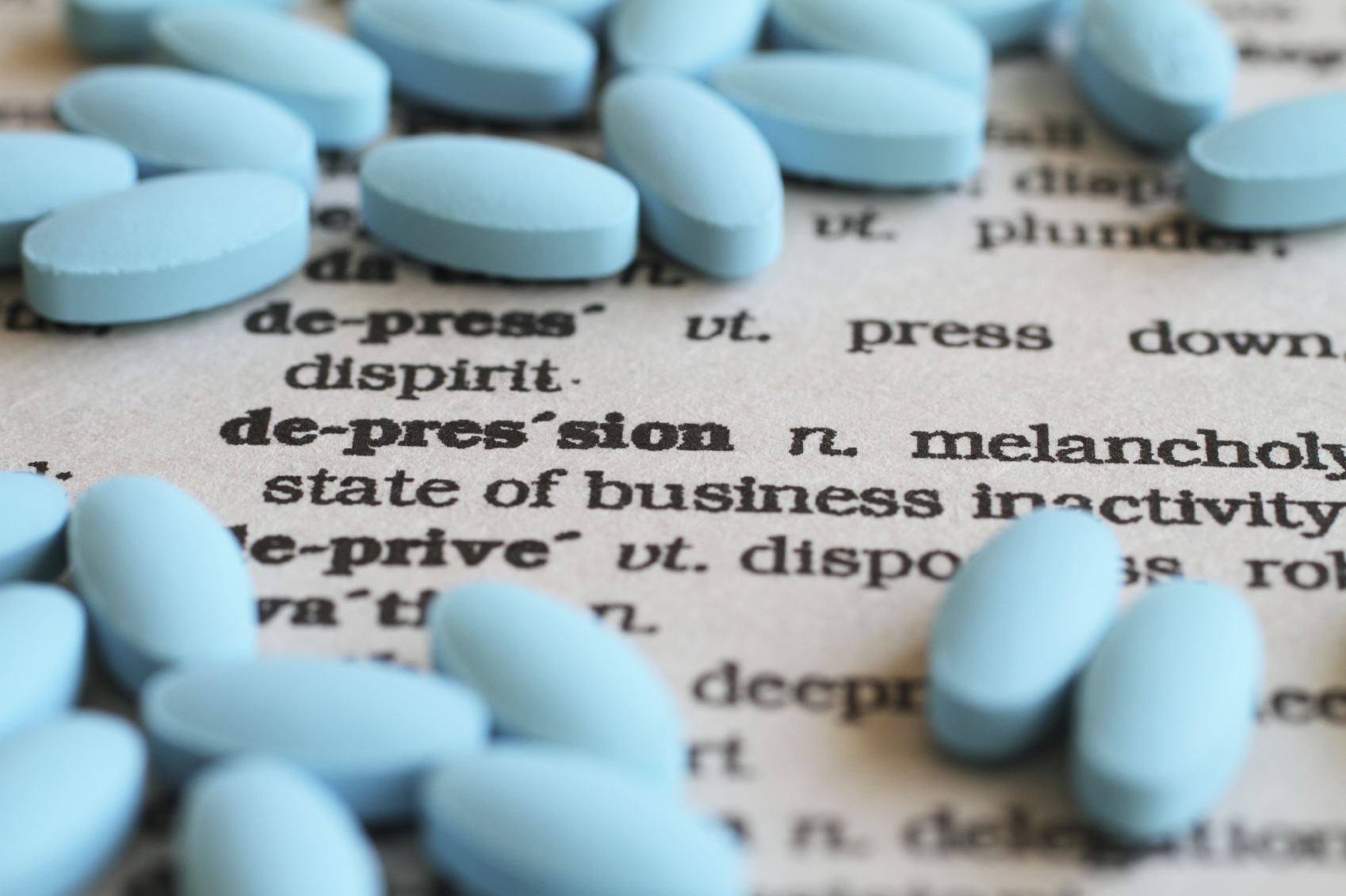 Antidepressant use in U S  soars by 65 percent in 15 years