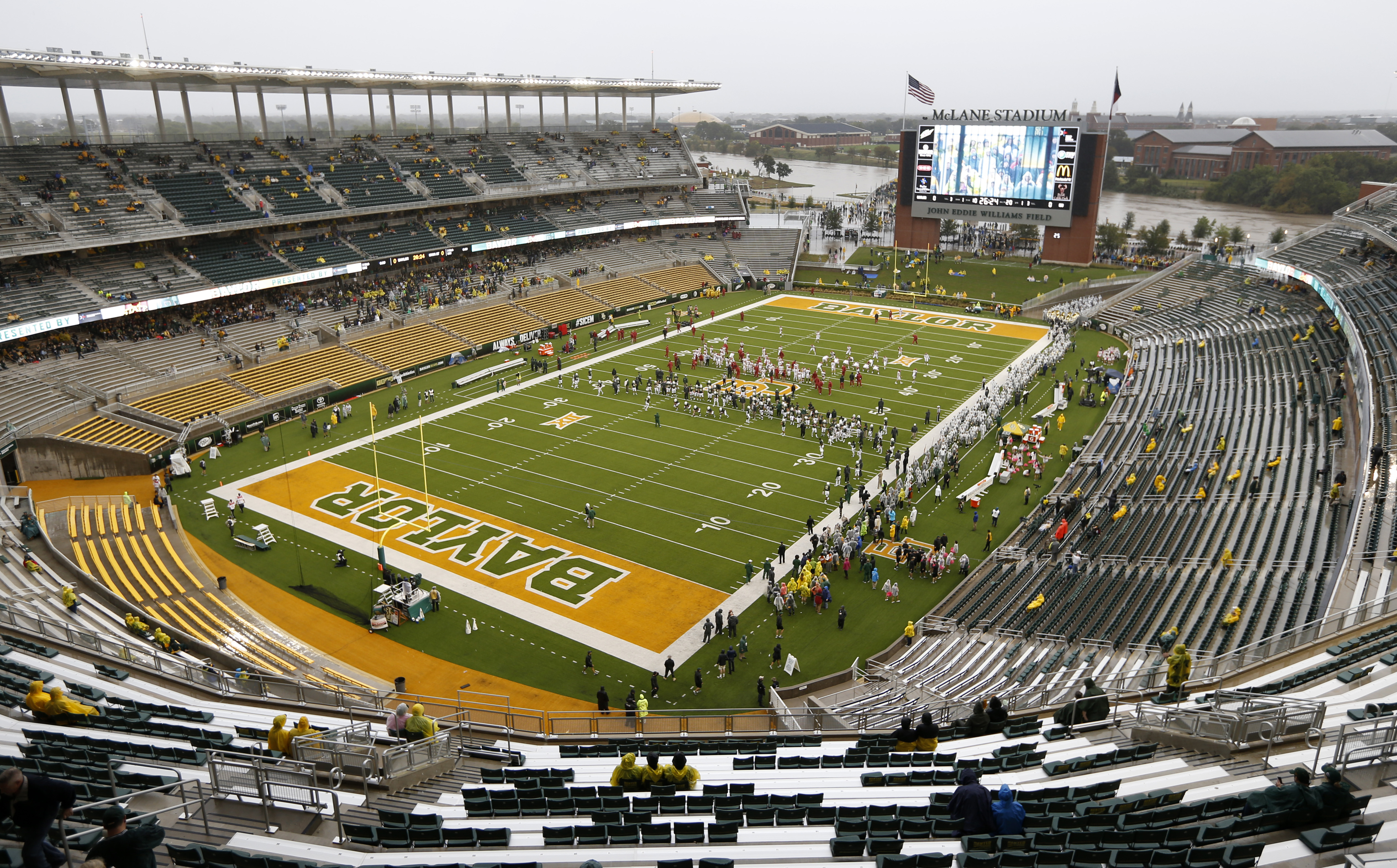 Baylor Athletic Director Resigns Amid Sexual Assaults