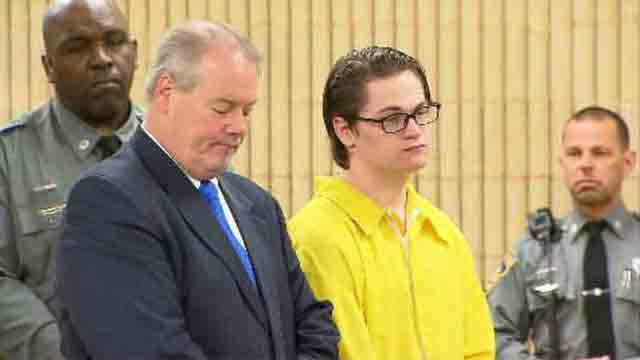 Conn  teen who killed classmate over prom rejection