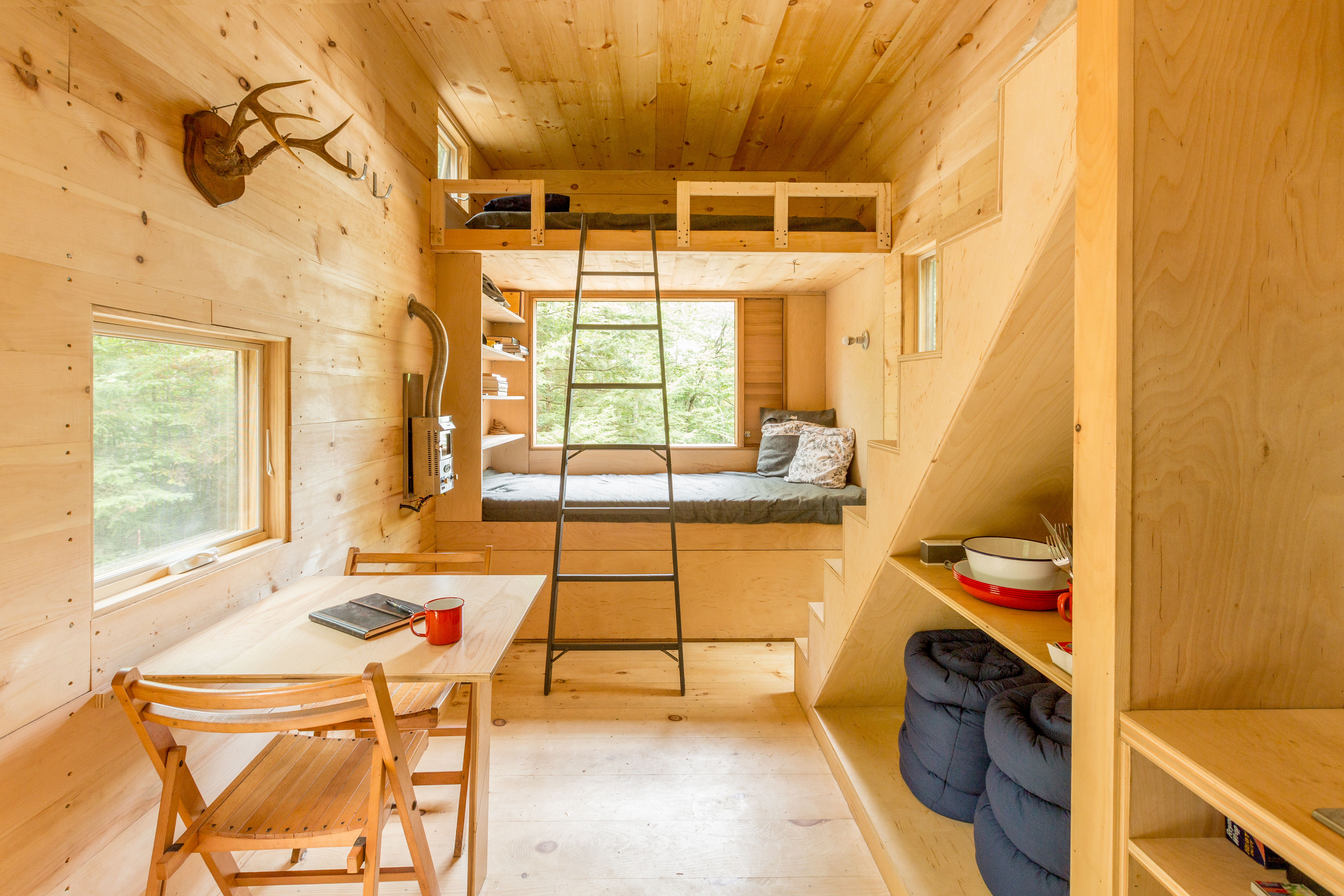 """Startup """"Getaway"""" encourages short vacations in tiny technology"""