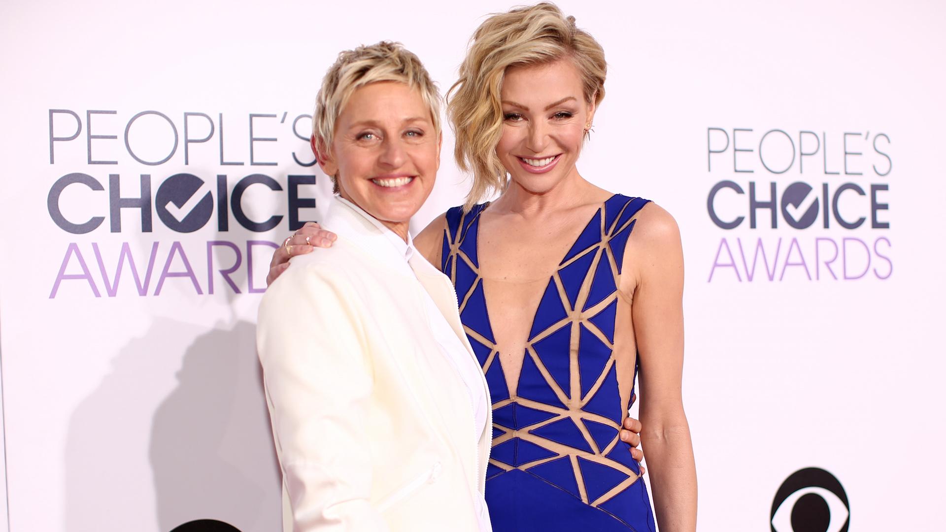 Ellen DeGeneres Nude Photos 73