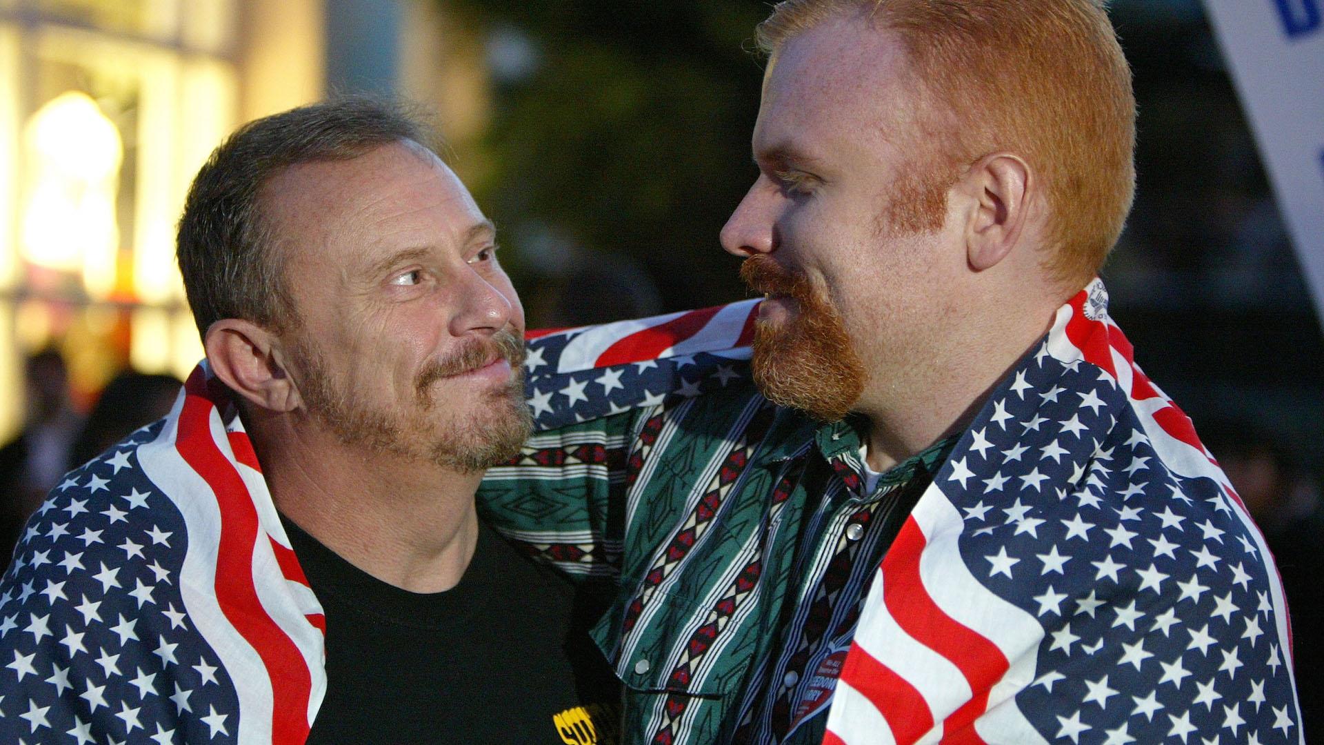 gorgeous gay men