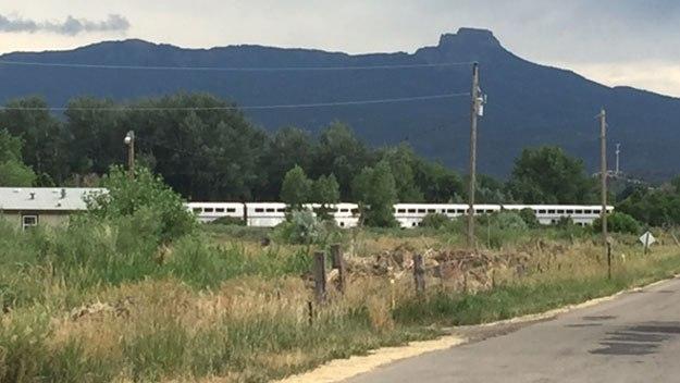 3 kids among 5 killed when Amtrak train hits van in Colorado