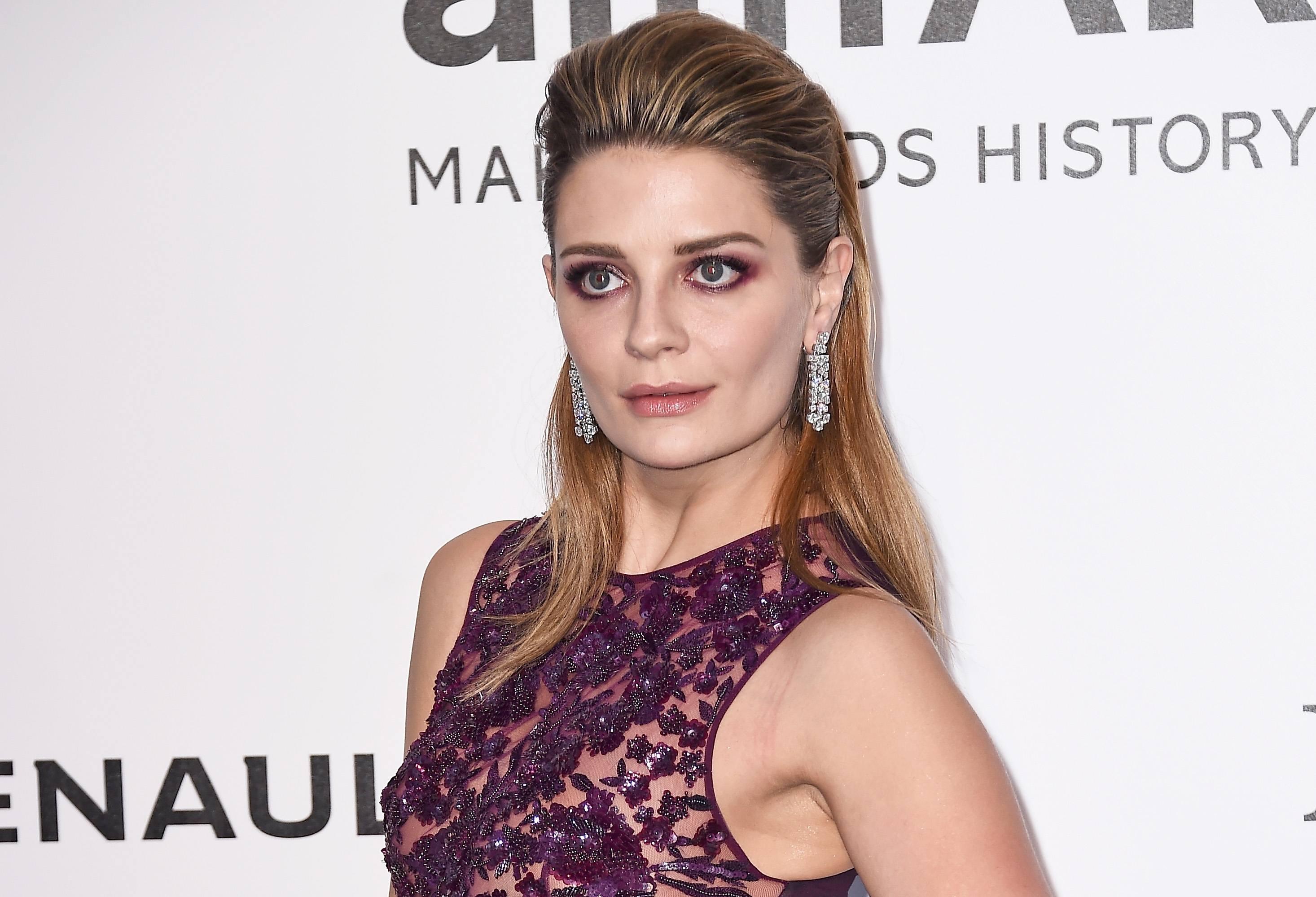 Mischa Barton hospitalized in ...