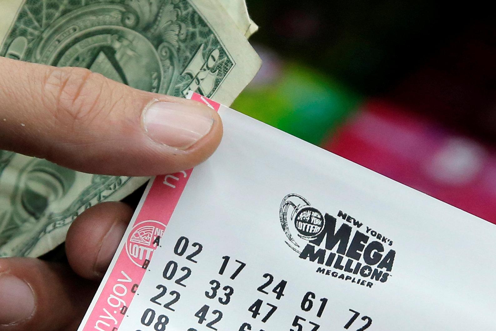 Mega Millions winning numbers tonight for $667 million