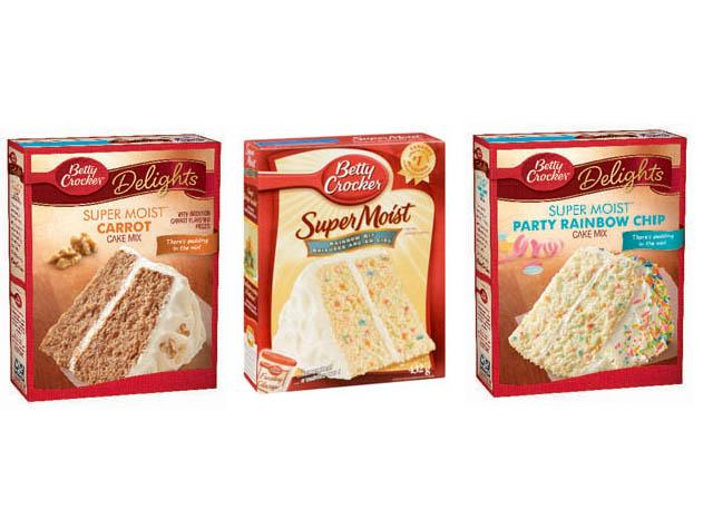general mills recalls betty crocker cake mixes cbs news