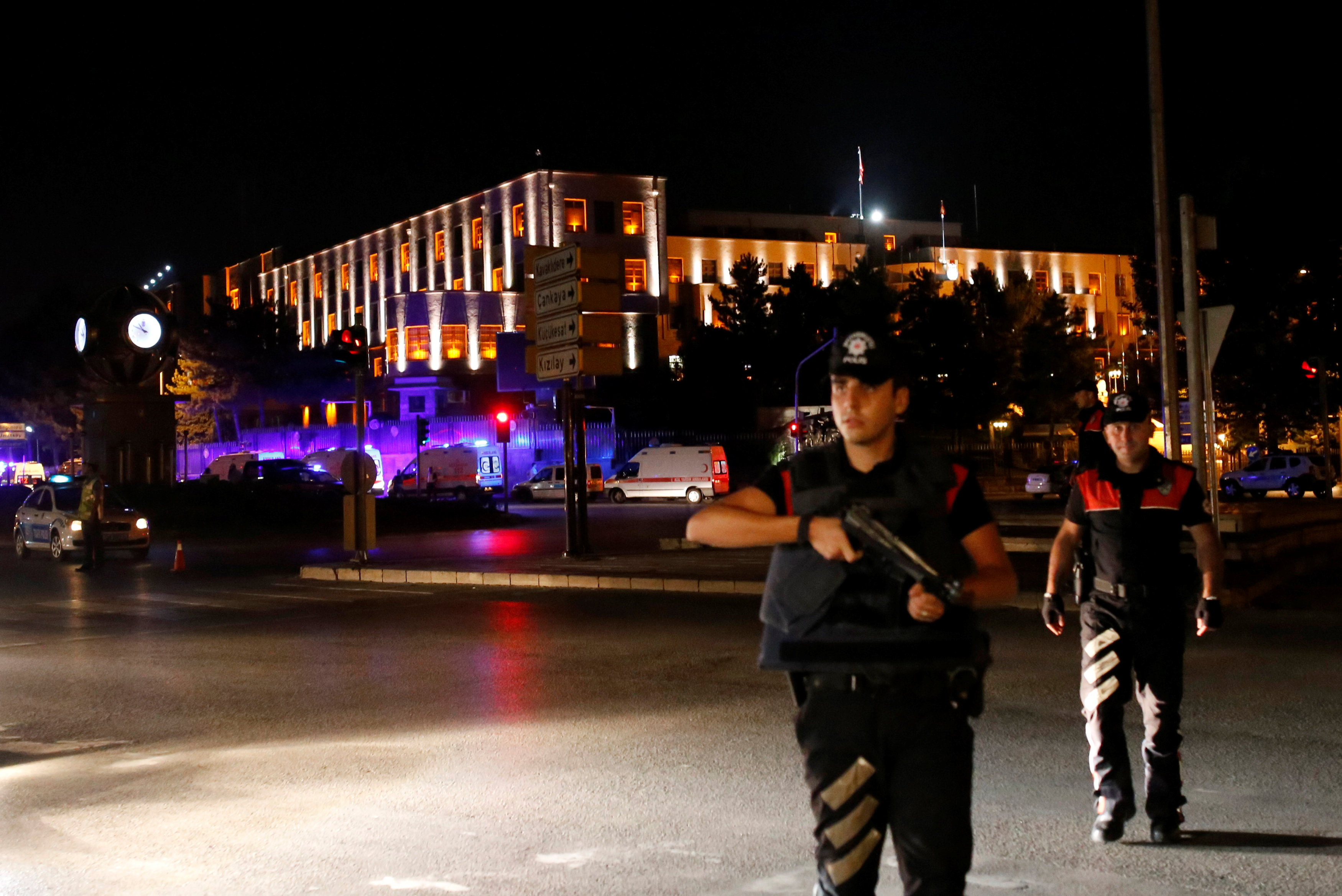 Turkey says ISIS plot to attack Adana US consulate thwarted ...