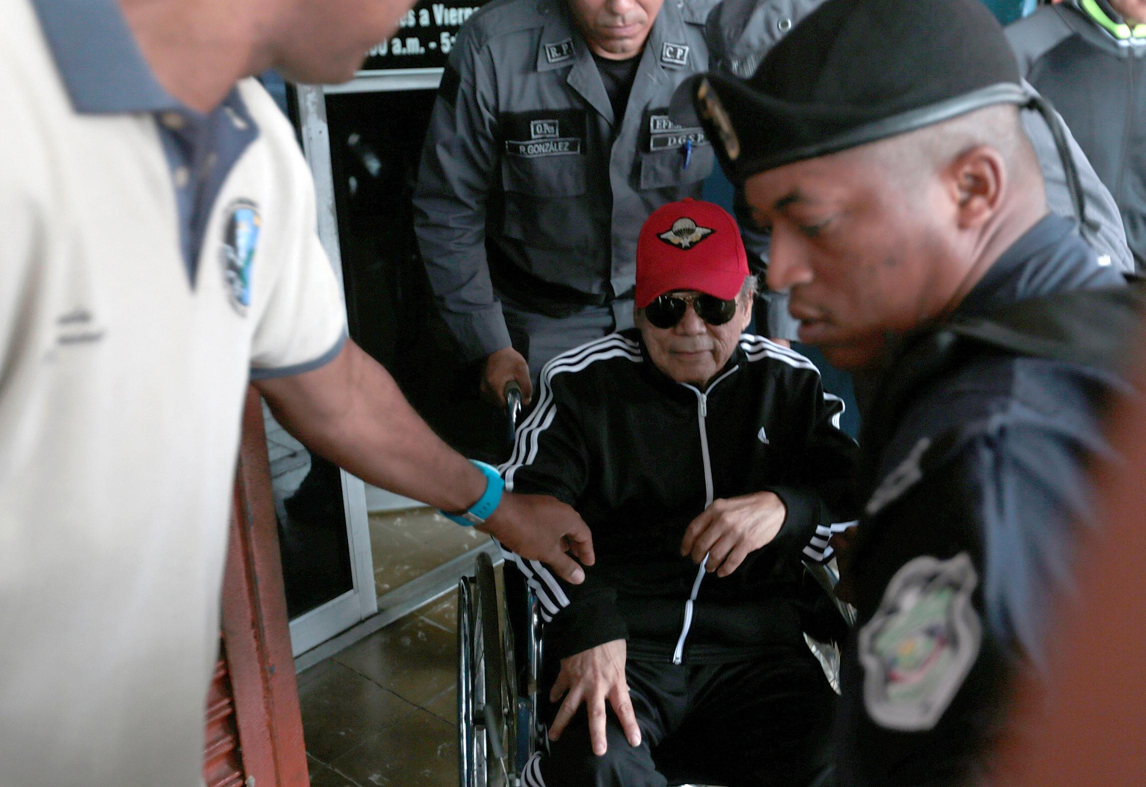 manuel noriega expanama dictator and cia informant