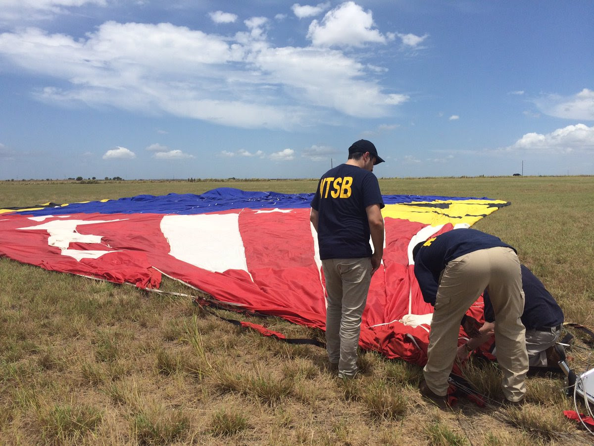 Three British Tourists Killed In Hot Air Balloon Crash In