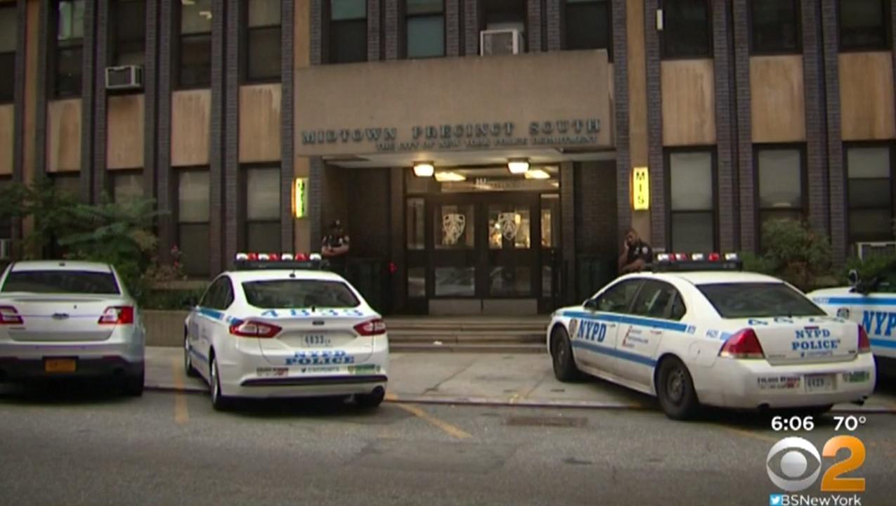 Hacker threatened cop over NYPD radio: