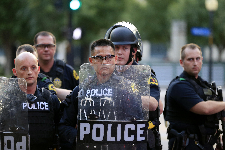 Dallas police squelch critics, questions about deadly attack