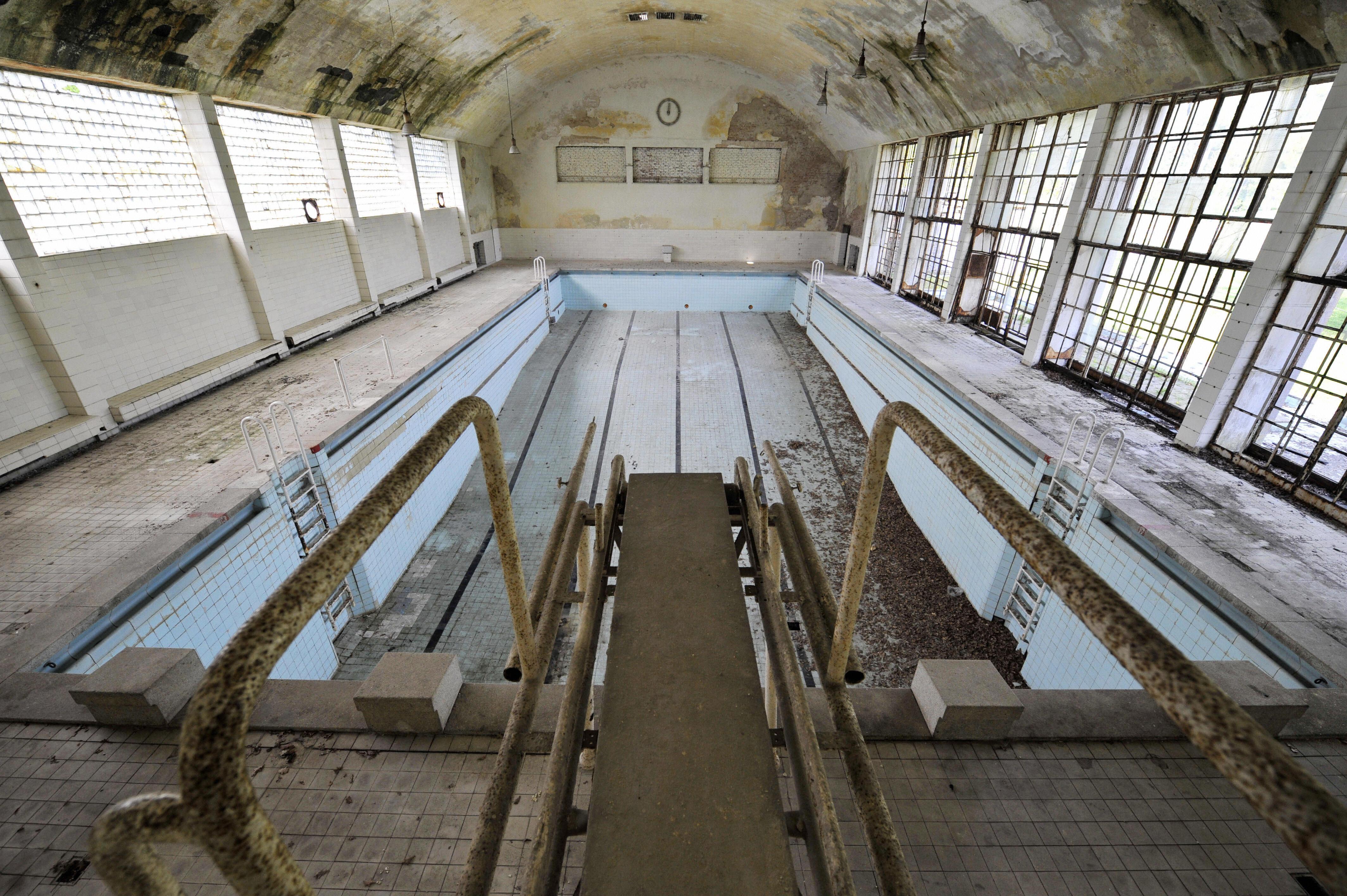Abandoned Olympic Venues Abandoned Olympic Venues