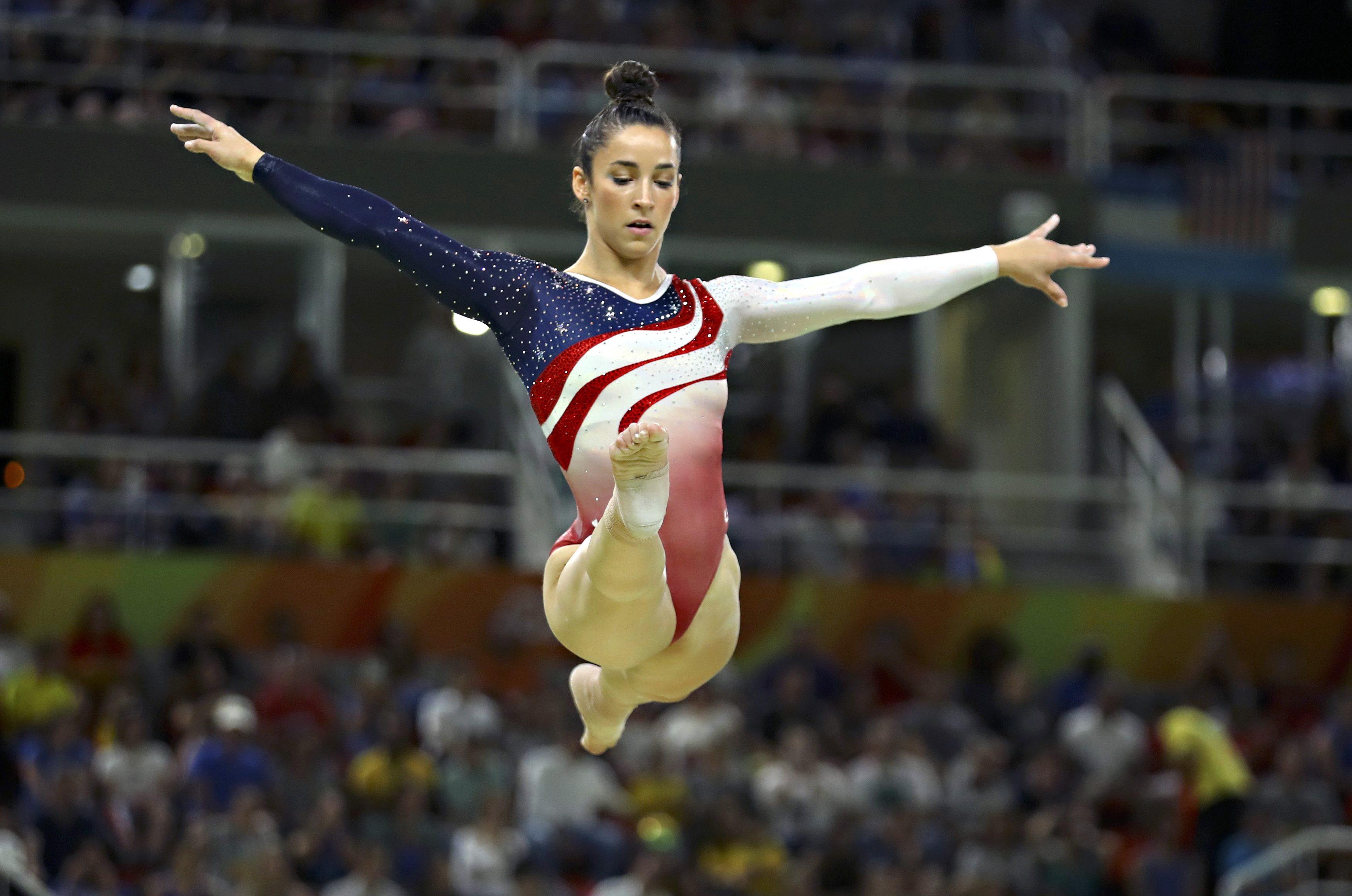 efcc6fc22606 Gymnastics coach fired after contacting Aly Raisman about Larry Nassar