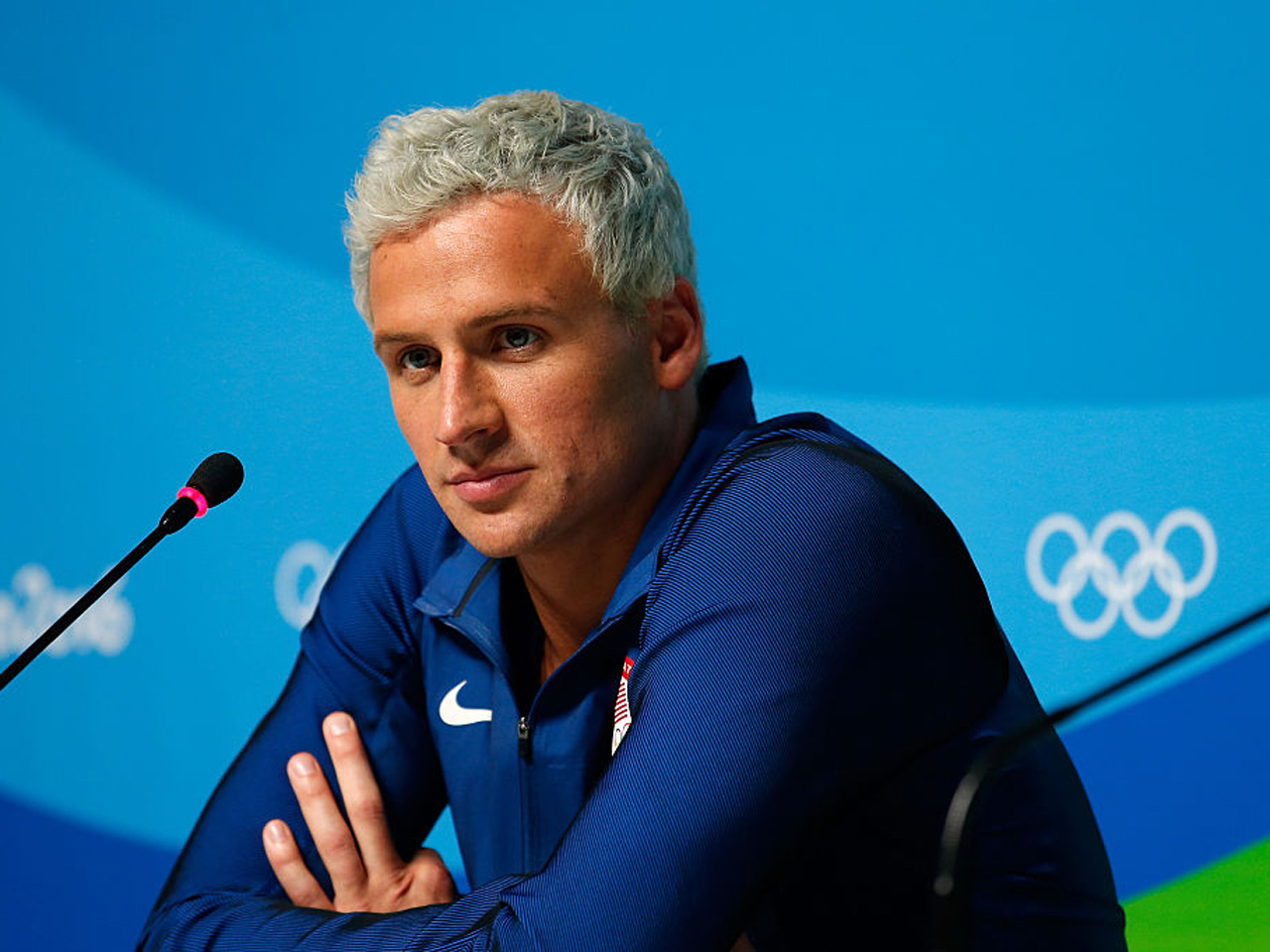 Image result for ryan lochte robbed