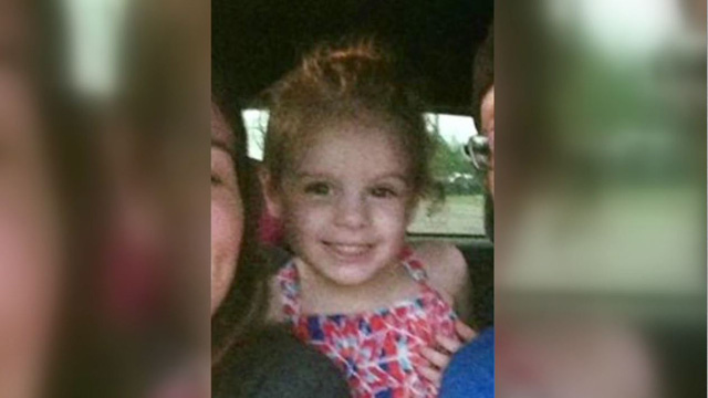 Jordan Ann Dumont missing: Child's remains found during search for